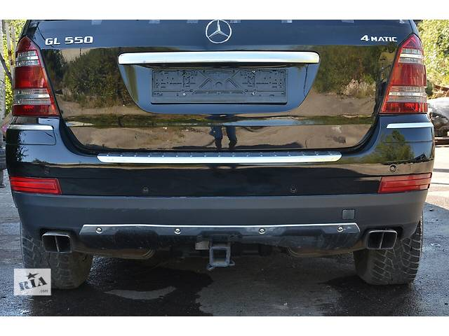 бу Б/у крышка багажника Mercedes GL-Class 164 2006 - 2012 3.0 4.0 4.7 5.5 Идеал !!! Гарантия !!! в Львове