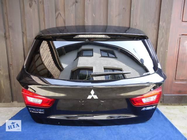 Б/у крышка багажника Mitsubishi ASX- объявление о продаже  в Киеве