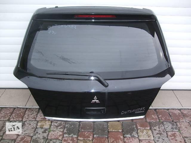 купить бу Б/у крышка багажника  Mitsubishi Outlander в Киеве