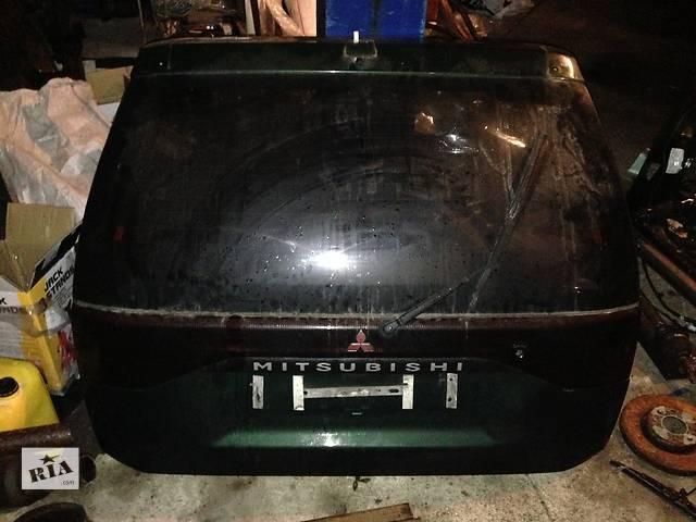 продам Б/у крышка багажника Mitsubishi Pajero Sport бу в Киеве