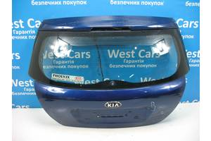 Б/У 2007 - 2012 Ceed Кришка багажника на хетчбек фарбована. Вперед за покупками!