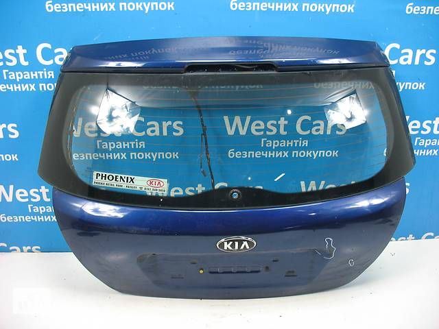 продам Б/У 2007 - 2012 Ceed Кришка багажника на хетчбек фарбована. Вперед за покупками! бу в Луцьку