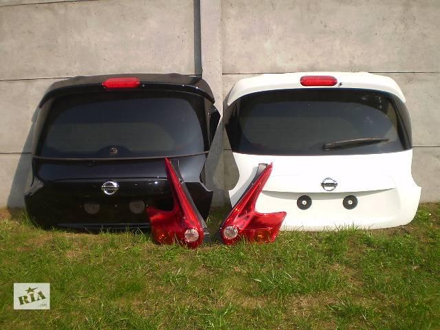 купить бу Б/у крышка багажника Nissan Juke в Киеве