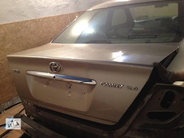 Б/у Крышка багажника Toyota Camry 30- объявление о продаже  в Киеве