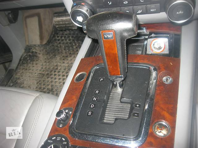 бу Б/у кулиса переключения акпп Volkswagen Touareg 5.0 tdi v10 в Ровно