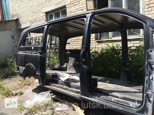 бу Б/у кузов для легкового авто Mercedes Vito в Луцке