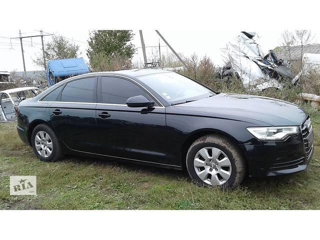 продам Б/у кузов для седана Audi A6C7 бу в Львове