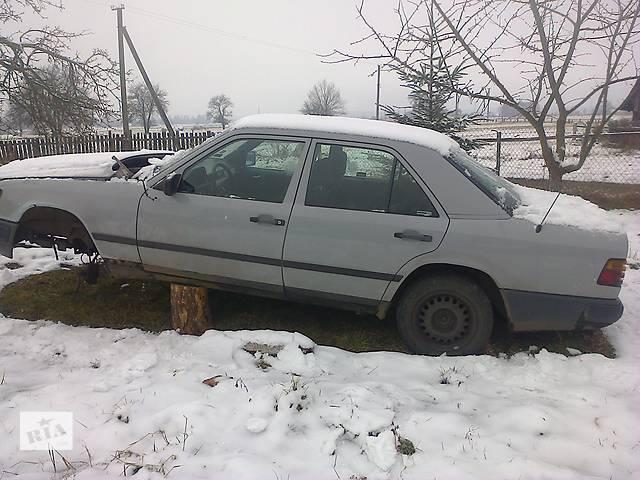 бу Б/у кузов для седана Mercedes 124 в Вараше (Кузнецовск)