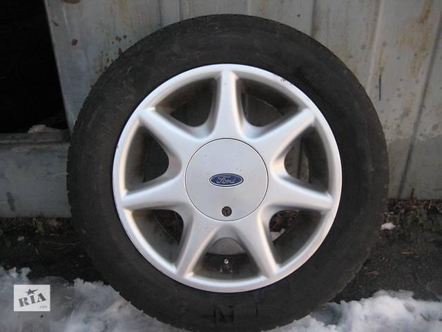 продам Б/у л/с диски для легкового авто Ford Fiesta,orig.Ford, R15, 6J*15, 4*108,ET40,D=63,3 бу в Житомире
