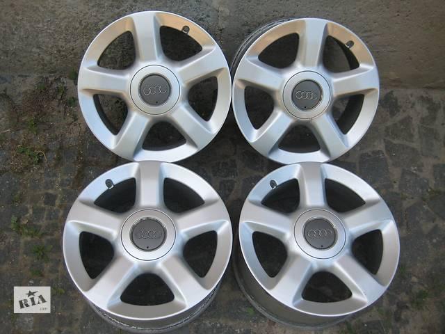 Б/у л/спл.диски для легкового авто Audi A6,R17, 7,5J*17, 5*112, ET45,D=57,1 в идеале!!!- объявление о продаже  в Житомире