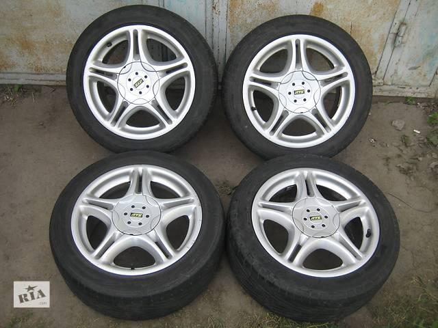 "Б/у л/спл.диски для легкового авто Chevrolet Lacetti,""ATS""(Germany),R15,7J*15,4*114,3, ET38,D=56,6 в идеале!!!- объявление о продаже  в Житомире"