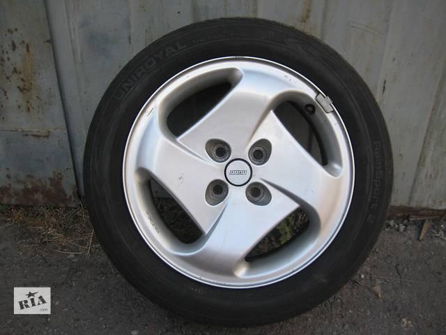 продам Б/у л/спл.диски для легкового авто Fiat Linea,R15,6,5J*15,4*98,ET40,D=58,1 в идеале!!! бу в Житомире