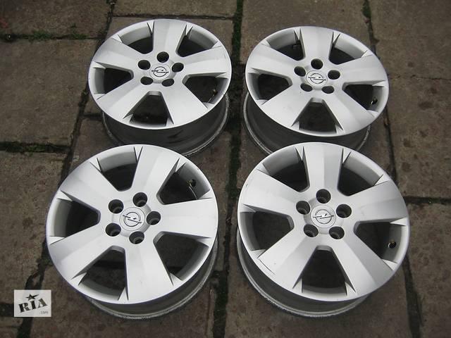 Б/у л/спл.диски для легкового авто Opel Vectra C,R16,6,5J*16,5*110,ET41,D=65,1 в идеале!!!- объявление о продаже  в Житомире