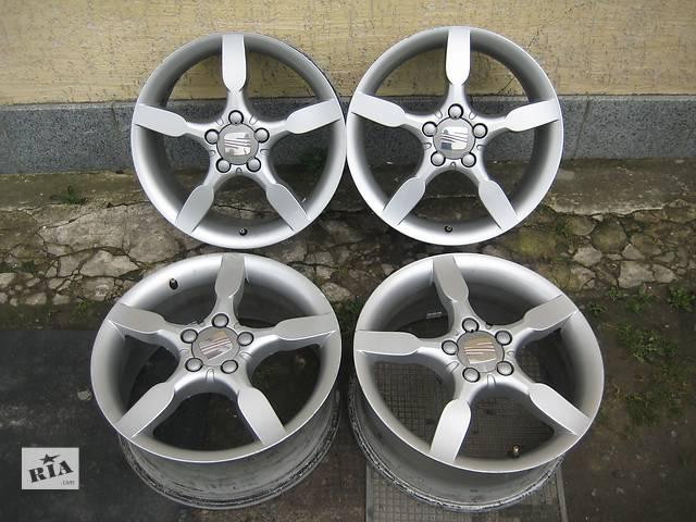продам Б/у л/спл.диски для легкового авто Seat Alhambra,R17,7J*17,5*112,ET54,D=57,1 бу в Житомире