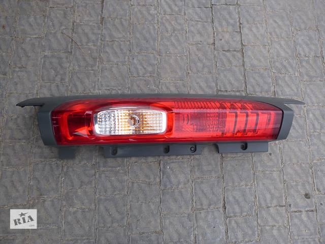 продам Фонарь задний Renault Trafic Opel Vivaro Nissan Primastar бу в Ковеле