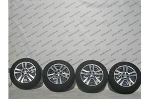 Б/У Mercedes Комплект дисков Rial 7J R16 ET38 5*112 KBA46460 с резиной
