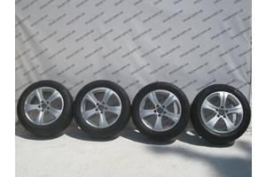 Б/У Mercedes Комплект колёсных дисков 5 с резиной спиц  R17 7.5J ET40 E-Class W213 A2134011200 7X45