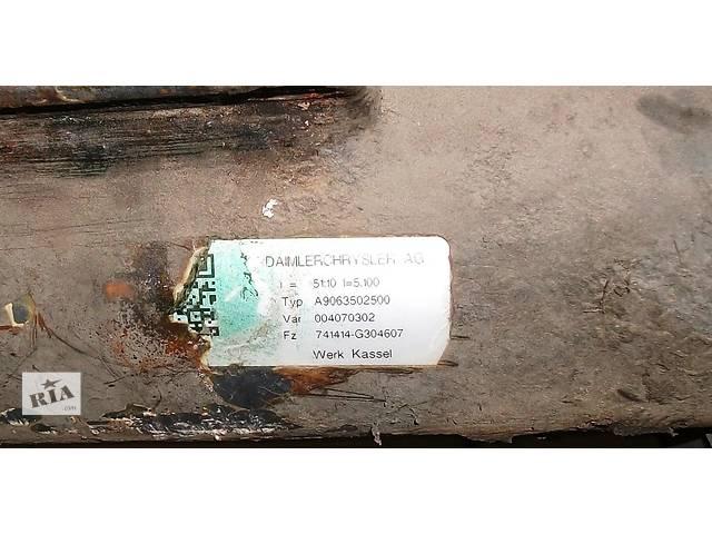 Б/у Мост ведущий задний 51*13, 46*11 (с большим редуктором) Легковой Mercedes Sprinter 2009- объявление о продаже  в Луцке