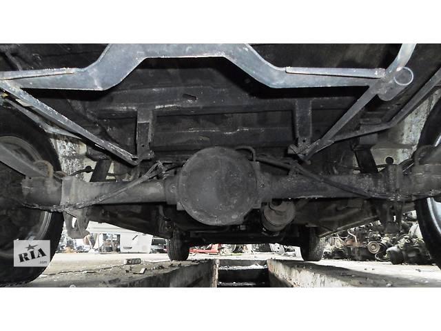 Б/у Мост Volkswagen crafter Фольксваген Крафтер 2.5 TDI 46:11,52:10 2х катковый (спарка) 2009- объявление о продаже  в Рожище
