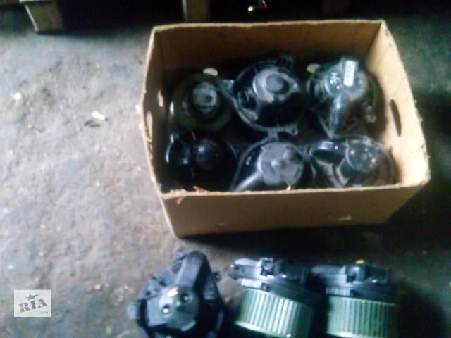 продам Б/у моторчик пічки для легкового авто Citroen Jumpy бу в Львове
