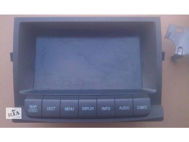 продам Б/у мультимедиа навигация 86111-60200 для кроссовера Lexus GX 470 2002-2009г бу в Николаеве
