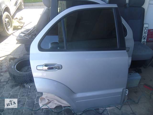 купить бу Б/у накладка двери (листва) задняя правая для легкового авто Kia Sorento 2008 в Коломые