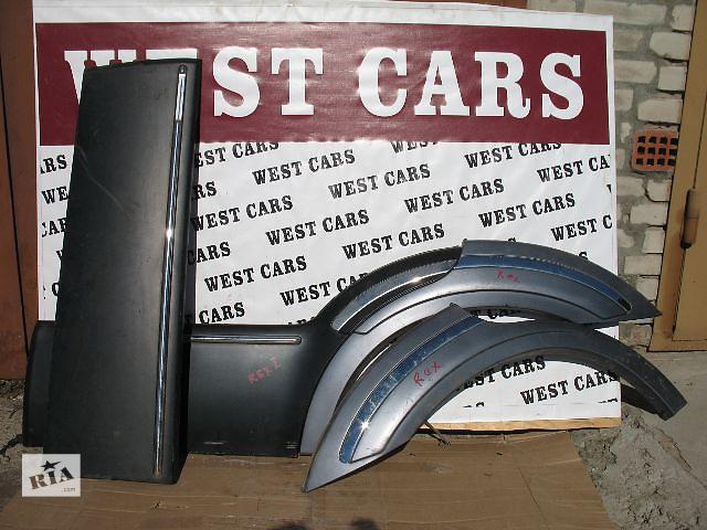 купить бу Б/у накладка крыла для легкового авто SsangYong Rexton в Луцке