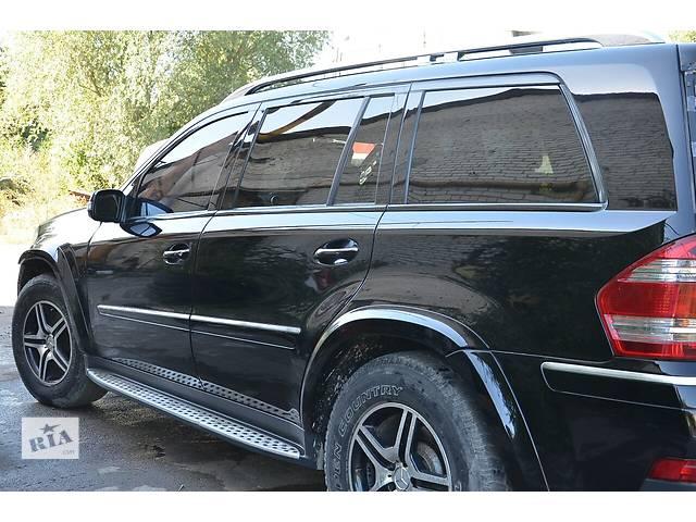 бу Б/у накладка кузова Mercedes GL-Class 164 2006 - 2012 3.0 4.0 4.7 5.5 Ідеал !!! Гарантія !!! в Львове