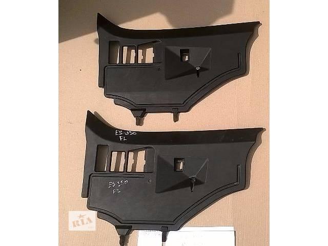 бу Б/у накладка торпедо нижняя правая 55607-3T040 для седана Lexus ES 350 2007г в Николаеве