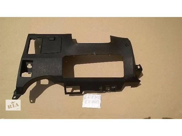 Б/у накладка торпедо пластик под руль 55302-33180-C0 для седана Lexus ES 350 2007г- объявление о продаже  в Николаеве