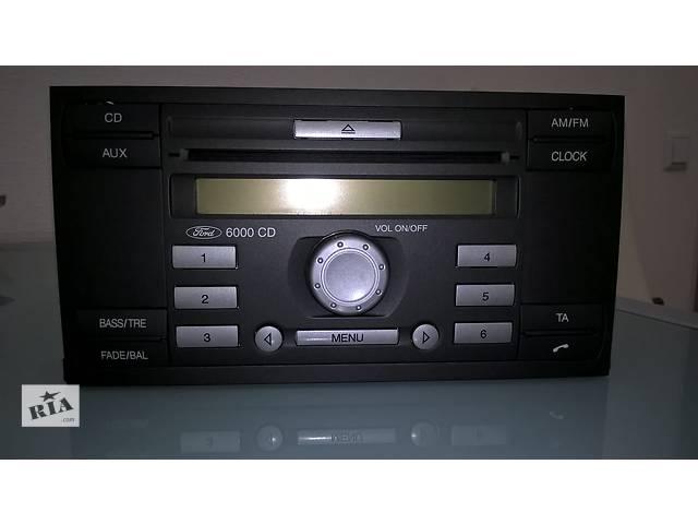 бу Б/у оригинал аудиомагнитола от Ford c-max в Виннице