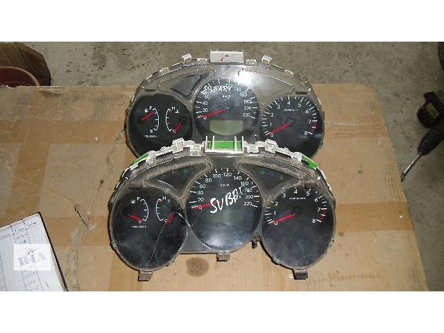 продам Б/у панель приборов/спидометр/тахограф/топограф для легкового авто Subaru Forester 2007 бу в Коломые
