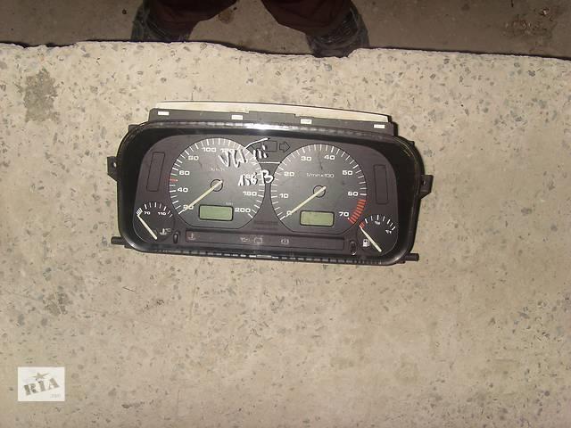 купить бу Б/у панель приборов/спидометр/тахограф/топограф для легкового авто Volkswagen Golf III в Борщеве (Тернопольской обл.)