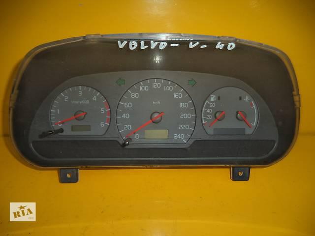 купить бу Б/у панель приборов/спидометр/тахограф/топограф для легкового авто Volvo S40 (96-04) Diesel в Луцке