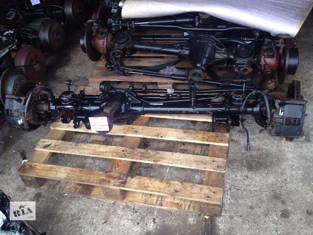 бу Б/у передний мост для легкового авто Jeep Wrangler JK 2.8 CRDI 07-12r. 41:11 в Киеве