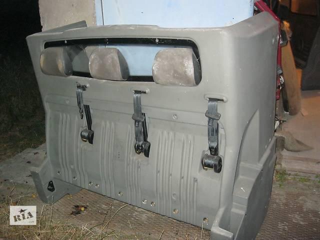 продам Б/у перегородка салона для легкового авто Renault Trafic бу в Ковеле