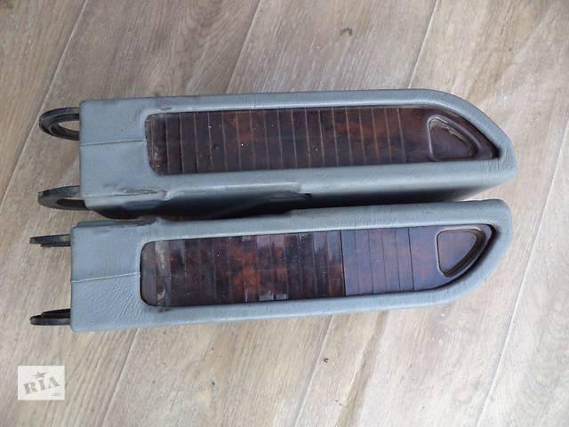 продам Б/у подлокотник консоли для седана Mercedes S 600 W140 1994г бу в Николаеве