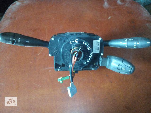 продам Б/у подрулевой переключатель в сборе для легкового авто Citroen C5 1.6HDI бу в Ковеле