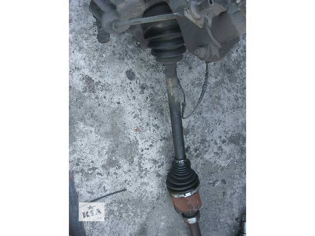 продам Б/у полуось/привод Peugeot Boxer 2.2 hdi 2006- бу в Ровно