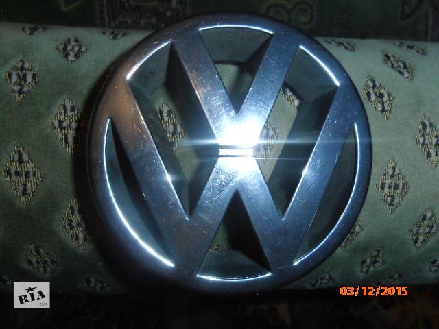 продам Б/у Продам емблему на вольсваген бу в Виннице