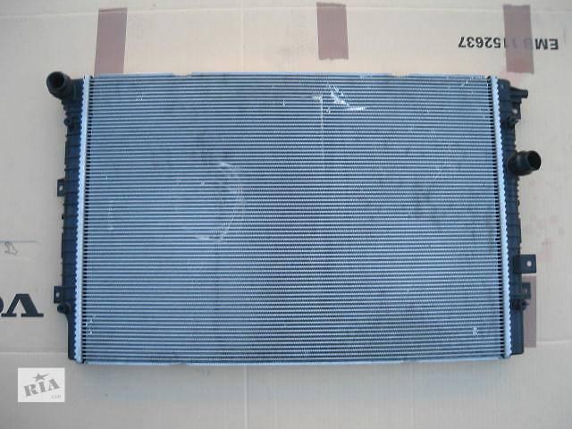 продам Б/у радіатор для кросовера Volkswagen Tiguan бу в Кропивницком (Кировоград)