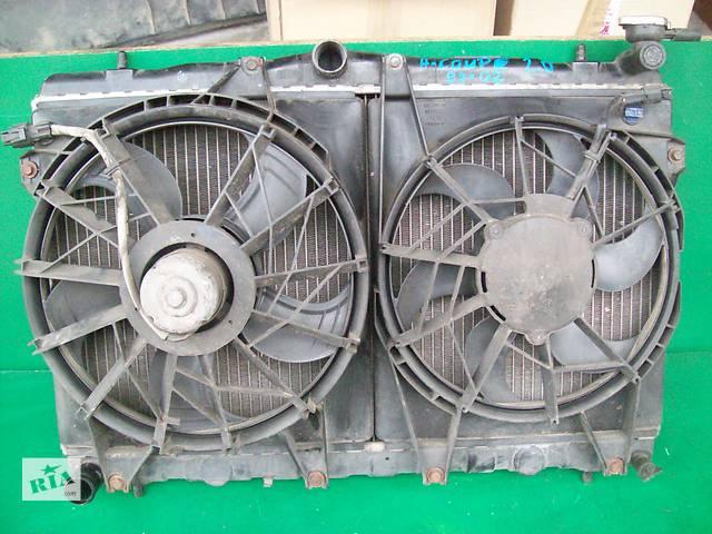продам Б/у радіатор для легкового авто Hyundai Lantra бу в Луцке