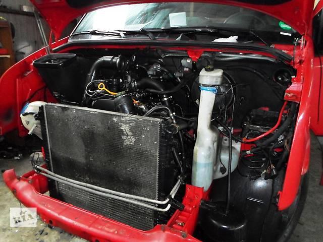 Б/у Радіатори радиатор (основний, кондиціонера, води) Volkswagen Crafter Фольксваген Крафтер 2.5 TDI 2006-2012- объявление о продаже  в Рожище