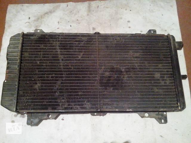 Б/у радиатор для хэтчбека Ford Escort- объявление о продаже  в Львове