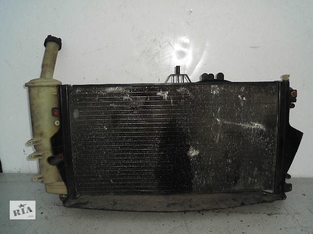 купить бу Б/у радиатор для легкового авто Fiat Punto 1.2 1999-2003 (580*310) по сотым. в Буче (Киевской обл.)