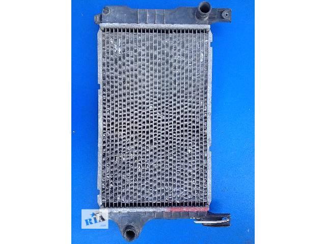 бу Б/у радиатор для легкового авто Ford Fiesta 1.8 дизель в Луцке