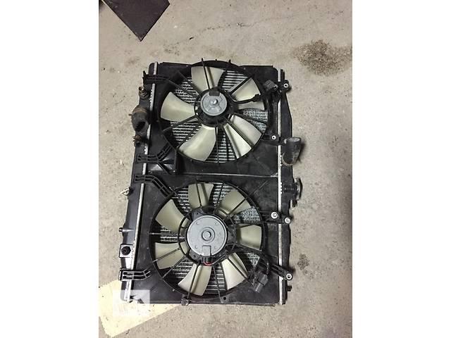 продам Б/у радиатор для легкового авто Honda Accord бу в Ровно