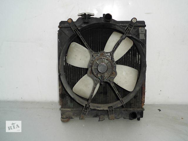 Б/у радиатор для легкового авто Honda Civic 1.5 1992 (35-37).- объявление о продаже  в Буче (Киевской обл.)