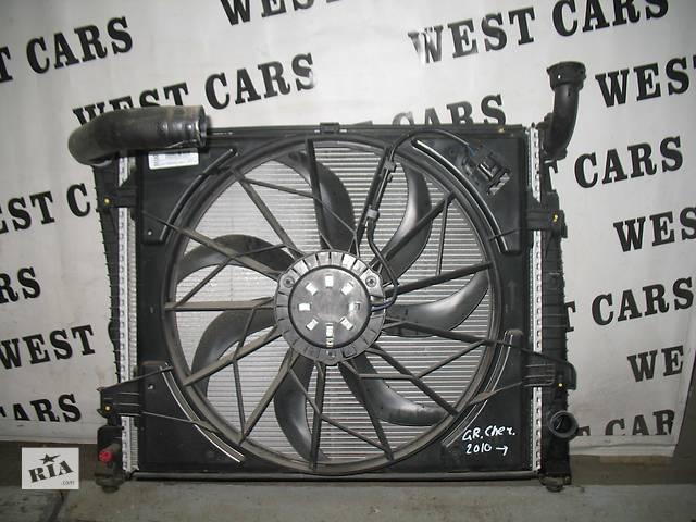 Б/у радиатор для легкового авто Jeep Grand Cherokee- объявление о продаже  в Луцке