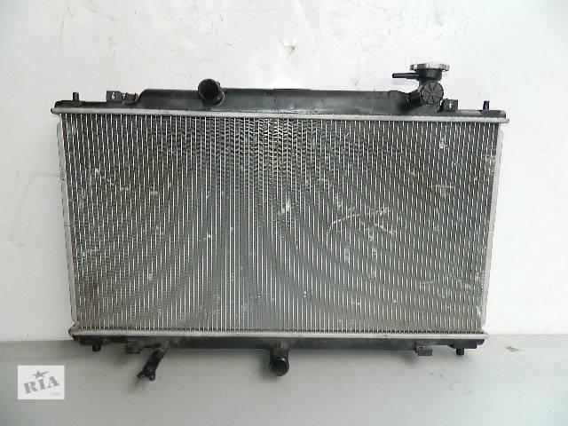 бу Б/у радиатор для легкового авто Mazda MX-3 (750-380) по сотым. в Буче (Киевской обл.)